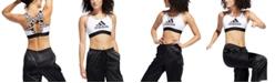 adidas Women's Training Don't Rest Aeroready Medium-Support Sports Bra