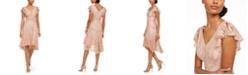 Taylor Petite Lace Midi Dress