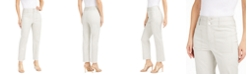 INC International Concepts INC Patch-Pocket Straight-Leg Pants, Created for Macy's
