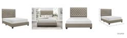 Homelegance Verano Upholstered Bed - California King