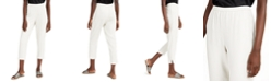 Eileen Fisher Silk Tapered Pants, Regular & Petite Sizes
