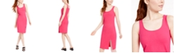 Bar III Sleeveless Fitted Dress, Created for Macy's