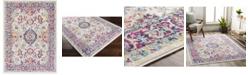 "Abbie & Allie Rugs Floransa FSA-2320 Pink 5'3"" x 7'1"" Area Rug"