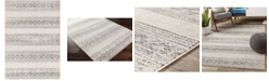 """Abbie & Allie Rugs Chester CHE-2308 Silver 5'3"""" x 7'3"""" Area Rug"""