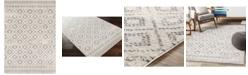 """Abbie & Allie Rugs Sunderland SUN-2301 Silver 6'7"""" x 9' Area Rug"""
