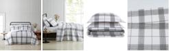 Cottage Classics Cottage Plaid Full/Queen 3 Piece Comforter Set