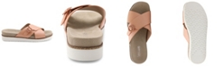 kensie Women's Delicah Slide Sandal