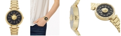 Versus by Versace Women's Moscova Gold-Tone Stainless Steel Bracelet Watch 38mm