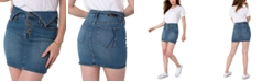 Kendall + Kylie Juniors' Jean Skirt