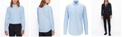 Hugo Boss BOSS Men's Jason Slim-Fit Gingham Shirt