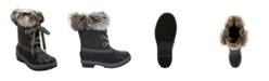 London Fog Women's Milly Winter Mid-Calf Boot