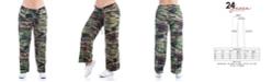 24seven Comfort Apparel Women's Plus Size Lounge Pants