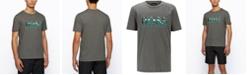 Hugo Boss BOSS Men's Tee 3 Regular-Fit Cotton T-Shirt