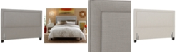 Furniture Rory King Upholstered Headboard