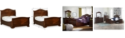 Furniture Closeout! Bordeaux II King Bed, Created for Macy's