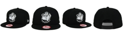 New Era Georgetown Hoyas Black White 9FIFTY Snapback Cap