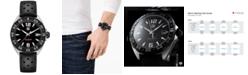 TAG Heuer Men's Swiss Formula 1 Black Rubber Strap Watch 41mm