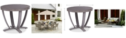 Furniture Wayland Outdoor End Table, Created for Macy's