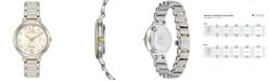 Citizen Eco-Drive Women's Citizen L Two-Tone Stainless Steel Bracelet Watch 32mm