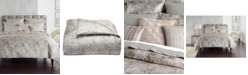 Hotel Collection Speckle Cotton Printed Full/Queen Duvet Cover, Created for Macy's