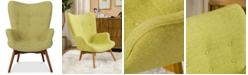 Noble House Perlie Contour Chair