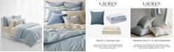 Lauren Ralph Lauren CLOSEOUT! Graydon Melange Bedding Collection