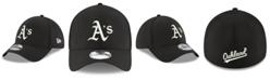 New Era Boys' Oakland Athletics Dub Classics 39THIRTY Cap