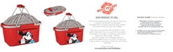 Picnic Time Oniva™ by Minnie Mouse Metro Basket Collapsible Cooler Tote
