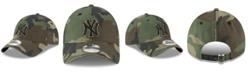 New Era New York Yankees Camo Core Classic 9TWENTY Cap