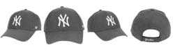 '47 Brand New York Yankees Charcoal MVP Cap