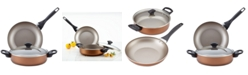Farberware 3-Pc. Non-Stick Cookware Set