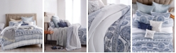 Peri Home Matelasse Medallion Bedding Collection