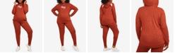 Motherhood Maternity Plus Size Fox Hoodie