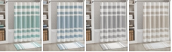 """Madison Park Spa Waffle 72"""" x 96"""" Shower Curtain with 3M Treatment"""