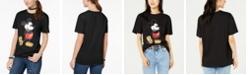 Hybrid Juniors' Mickey Graphic T-Shirt