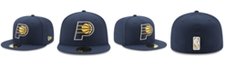 New Era Indiana Pacers Basic 59FIFTY Fitted Cap 2018