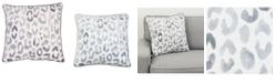 """THRO Miron Cheetah Velvet Pillow, 20"""" x 20"""""""