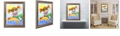 "Trademark Global Jennifer Nilsson You Are My Sunshine Ornate Framed Art - 11"" x 14"" x 0.5"""