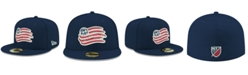 New Era New England Revolution Core 59FIFTY-FITTED Cap