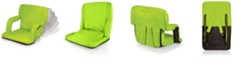 Picnic Time Oniva™ by Ventura Lime Portable Reclining Stadium Seat
