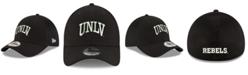 New Era UNLV Runnin Rebels Black White Neo 39THIRTY Cap