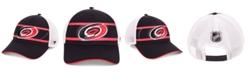 Authentic NHL Headwear Carolina Hurricanes 2nd Season Trucker Adjustable Snapback Cap