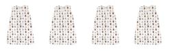 Luvable Friends Safe Sleep Wearable Jersey Sleeping Bag/Blanket, 0-24 Months
