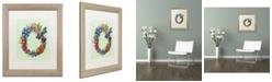 """Trademark Global Jennifer Nilsson Season of Blessings-Summer Matted Framed Art - 16"""" x 20"""" x 0.5"""""""