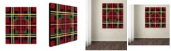 """Trademark Global Jennifer Nilsson Bright New Canvas Art - 18"""" x 18"""" x 2"""""""