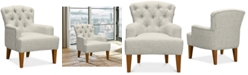 Armen Living Jewel Accent Chair