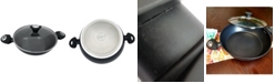 Oster Cuisine Allston 6 Quart Aluminum Everyday Pan with Lid
