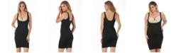 Instaslim InstantFigure Compression Slimming Open Bust Slip Dress, Online Only