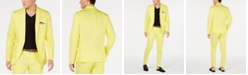 INC International Concepts I.N.C. Men's Pop-Color Slim-Fit Blazer, Created for Macy's