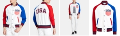 Polo Ralph Lauren Men's Polo Shield Chariots Baseball Jacket